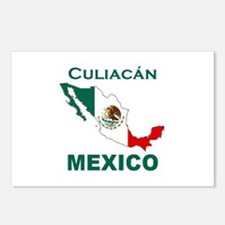 Culiacan, Mexico Postcards (Package of 8)