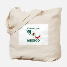 Culiacan, Mexico Tote Bag
