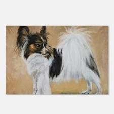 Papillon Postcards (Package of 8)