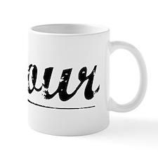 Detour, Vintage Mug