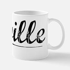 Deville, Vintage Mug
