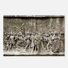 Giordano Bruno's executio Postcards (Package of 8)