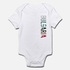 Bulgaria Infant Bodysuit