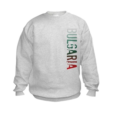 Bulgaria Kids Sweatshirt