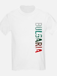 Bulgaria Kids T-Shirt