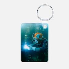 Welding underwater Keychains