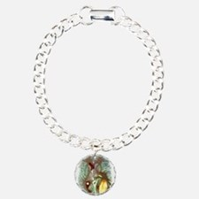 Glioma brain cancer, CT  Bracelet
