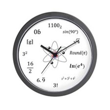 Sheldon Cooper Big Wall Clock