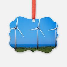 Wind farm Ornament