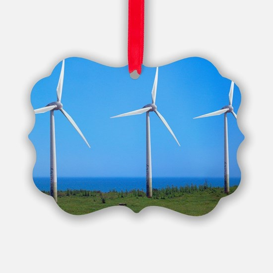 Wind farm Ornament