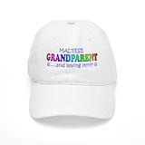 Maltese dog mom Classic Cap