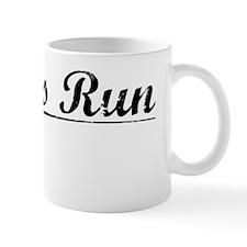 Dillons Run, Vintage Mug