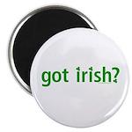 Got Irish? Magnet