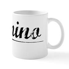 Domino, Vintage Mug
