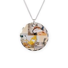 Gynaecologist, composite ima Necklace