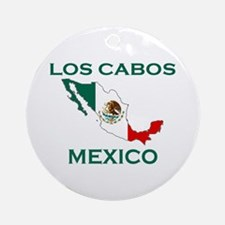 Los Cabos, Mexico Ornament (Round)