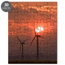 Wind turbines Puzzle