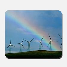 Wind farm Mousepad