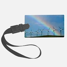 Wind farm Luggage Tag