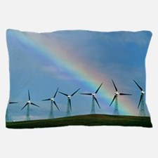 Wind farm Pillow Case