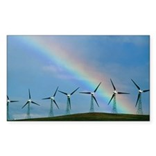 Wind farm Decal