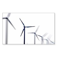 Wind turbines Decal