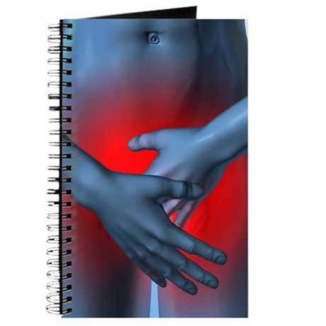Groin pain, conceptual artwork Journal