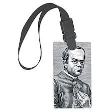 Gregor Mendel, Austrian botanist Luggage Tag