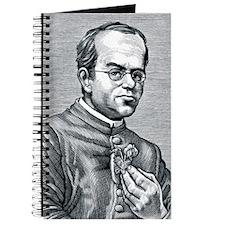 Gregor Mendel, Austrian botanist Journal