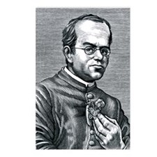 Gregor Mendel, Austrian b Postcards (Package of 8)