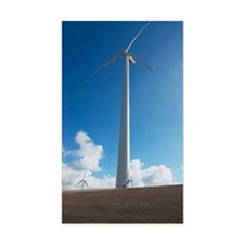 Wind turbine Decal