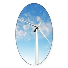 Wind turbine, Denmark Decal