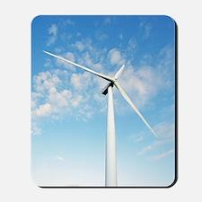 Wind turbine, Denmark Mousepad