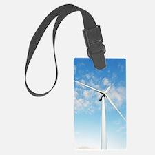 Wind turbine, Denmark Luggage Tag