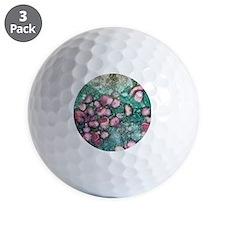H5N1 avian influenza virus particles, T Golf Ball