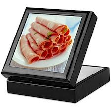 Ham Keepsake Box