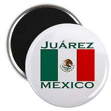 Juarez, Mexico Magnet