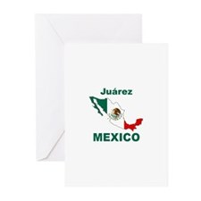 Juarez, Mexico Greeting Cards (Pk of 10)