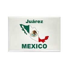 Juarez, Mexico Rectangle Magnet