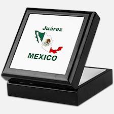 Juarez, Mexico Keepsake Box