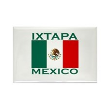 Ixtapa, Mexico Rectangle Magnet