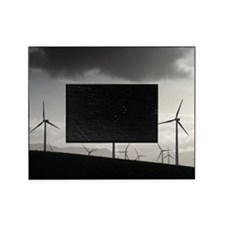 Wind turbines Picture Frame