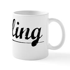 Dooling, Vintage Mug