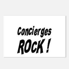 Concierges Rock ! Postcards (Package of 8)