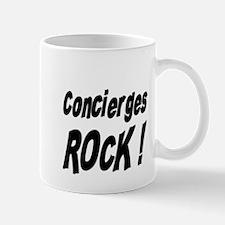 Concierges Rock ! Mug