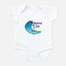 Surfer Chic Infant Bodysuit
