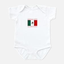 Mexico City, Mexico Infant Bodysuit