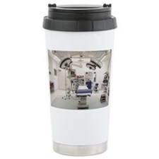 Empty operating room Thermos Mug