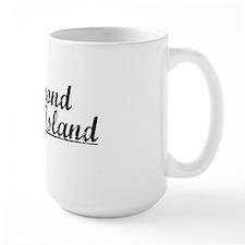 Drummond Island, Vintage Mug