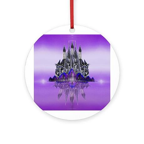 Glass Palace Ornament (Round)